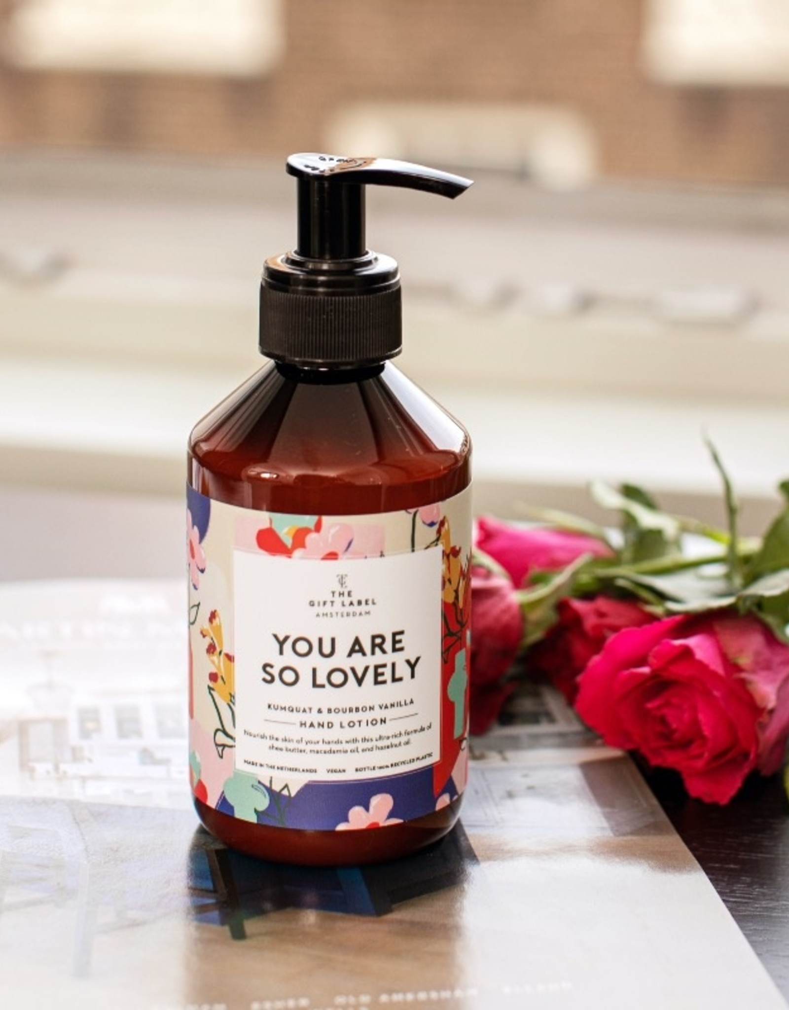 The Gift Label Handlotion-You are so lovely