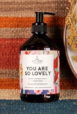 The Gift Label Handzeep-You are so lovely