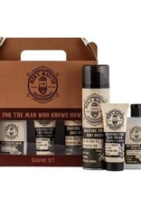 Shaving giftset // 395ml