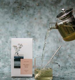 Yarrow Tea - loose flowers, certified organic, herbal tea
