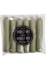 Rustik Lys Candles Perfect Day 5pcs.-eucalyptus