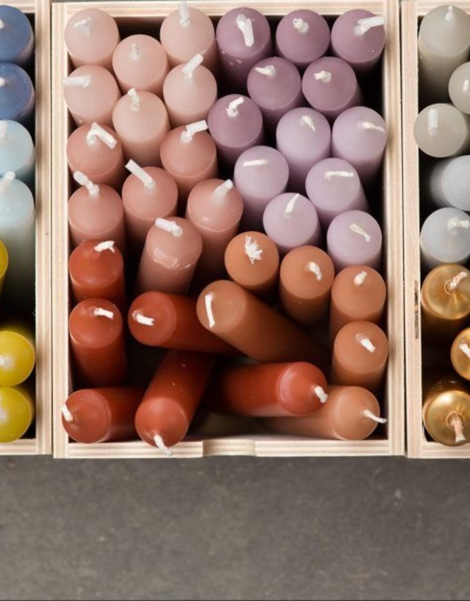Rustik Lys Candles Perfect Day 5pcs.-white