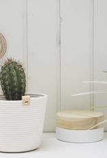 Koba Handmade Mini Bowl High-ecru 10x8cm