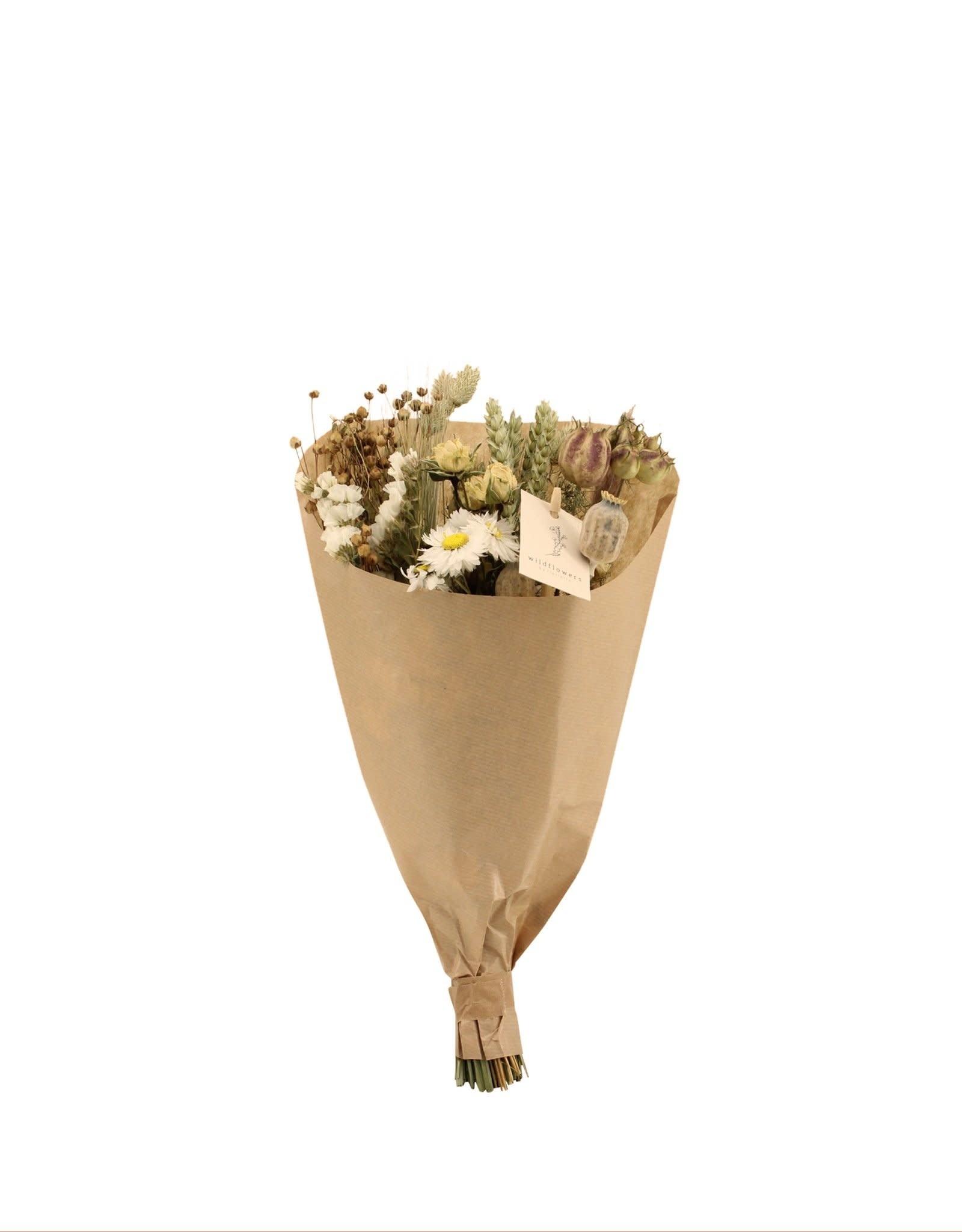 Boeket Droogbloemen Field Bouquet Small-naturel