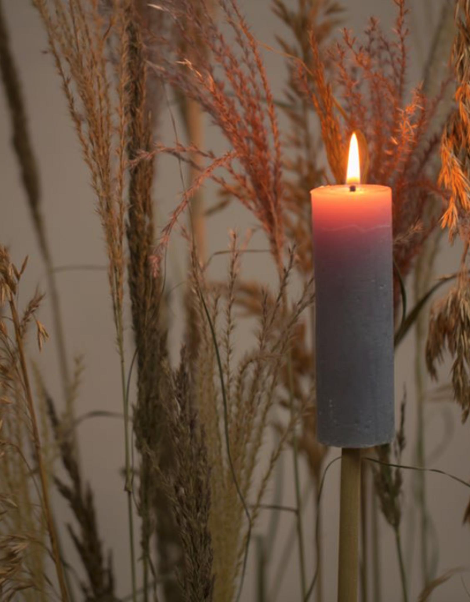 Rustik Lys Fakkel Candle-linnen