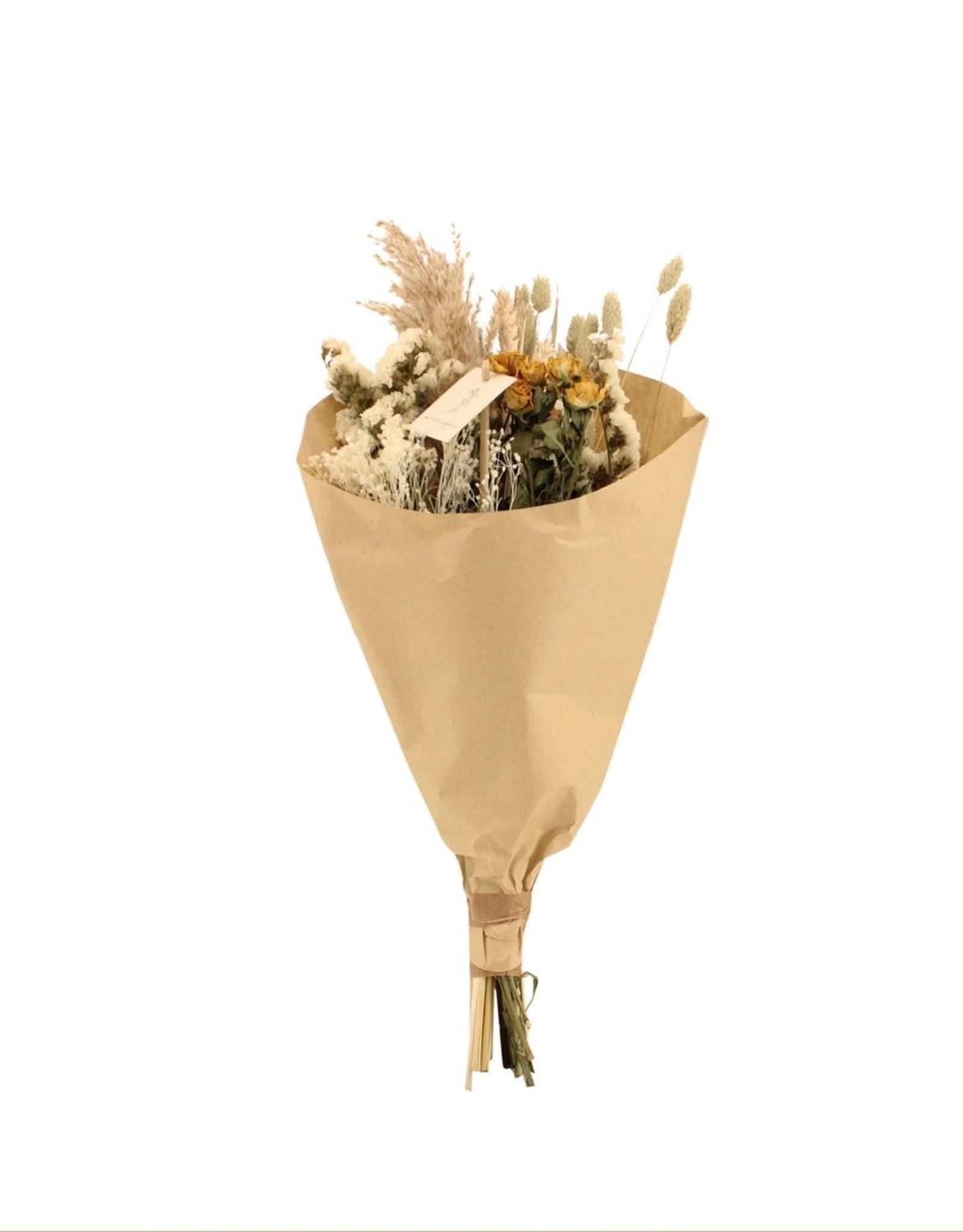 Boeket Droogbloemen Field Bouquet Medium-naturel