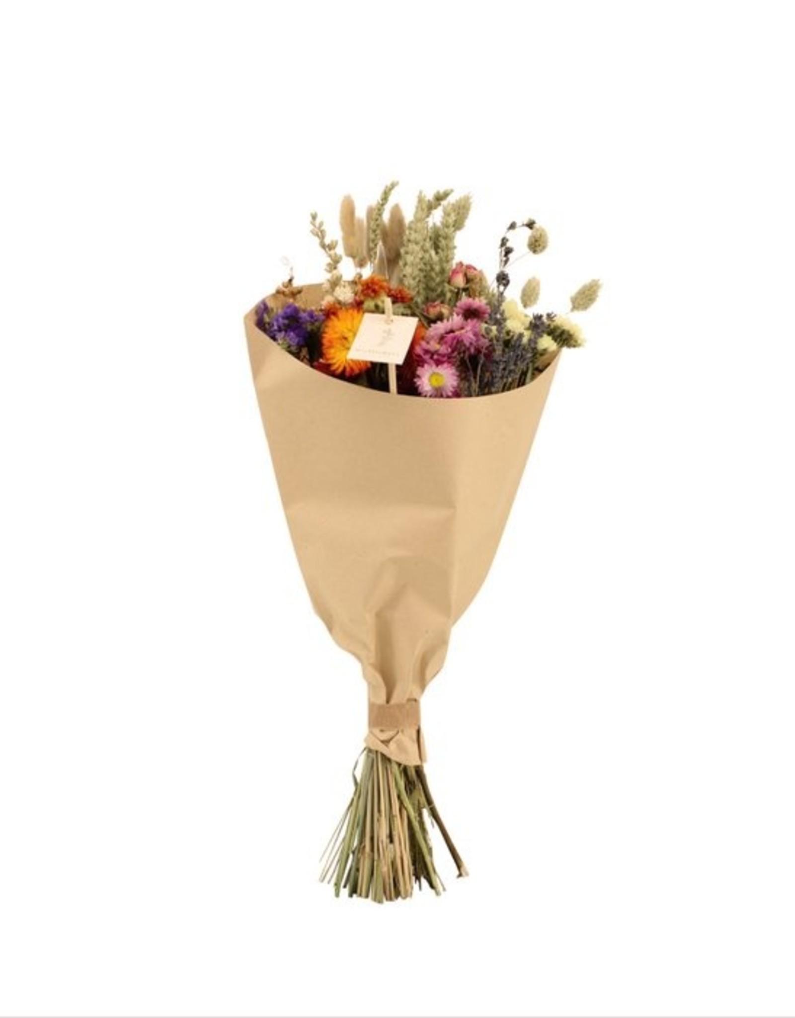 Boeket Droogbloemen Field Bouquet Medium-Multi