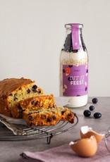 Pineut Pineut DIY Cake Blueberry-dit is feest + kaartje juf