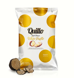Quillo Chips 130gr.-white truffle