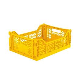 Aykasa Aykasa Plooibox Midi-yellow