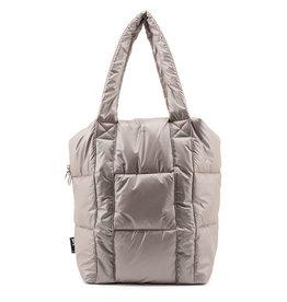 Tinne+Mia CLODE Puffy shoulder bag-greige gold