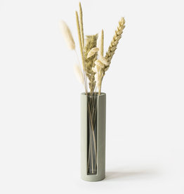 House Raccoon Lily Vase Propagation Station-olive green