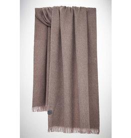 Bufandy Alpaca sjaal Solid-desert taupe
