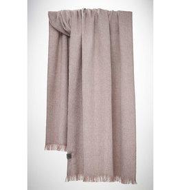 Bufandy Alpaca sjaal Solid-pale purple