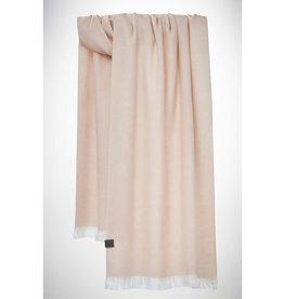 Bufandy Alpaca sjaal Solid-pastel pink