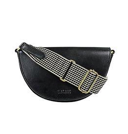 O My Bag Handtas Laura / 2 Straps-black (classic leather)