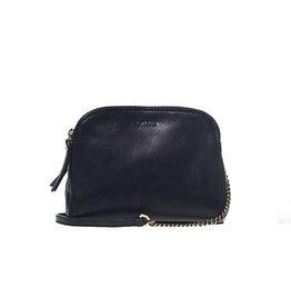 O My Bag Handtas Emily / Chain Leather Strap-black (stromboli leather)