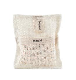 Meraki Bath Mitt (scrub washand)-rosemary