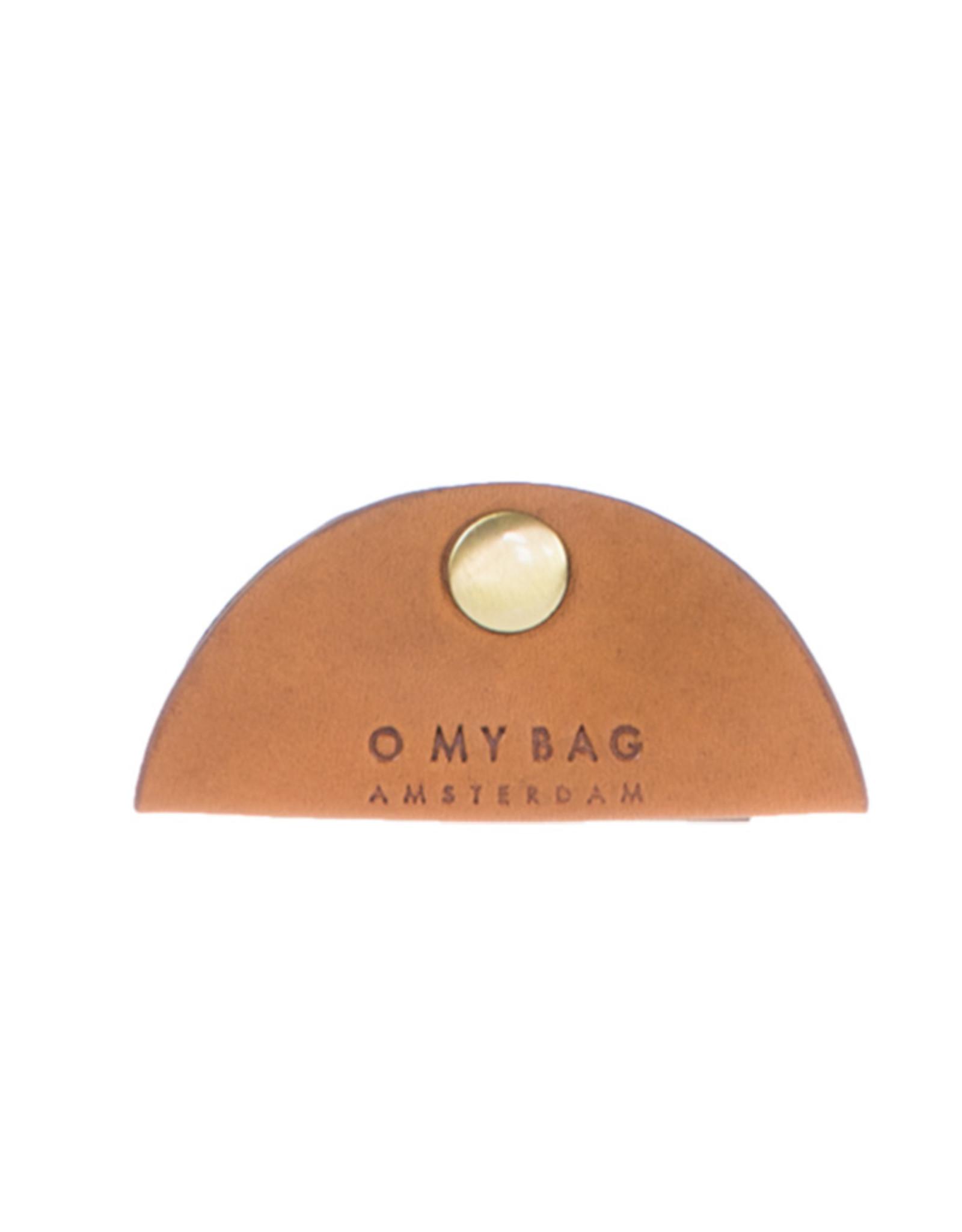 O My Bag Cord Taco-cognac (classic leather)