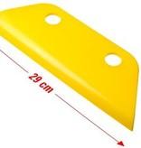 Tail Fin geel -Medium 150-023