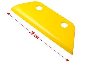 Tail Fin Gelb -Medium 150-023