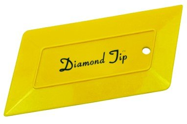 DIAMOND TIP Yellow Squeegee 150-030