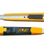 OLFA® SNAP It 'N' TRAP It™ Auto-Lock Utility Knife 100-DA-1