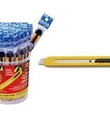 OLFA Economy Cutter Bucket/40 pcs 100-SPC-1/40