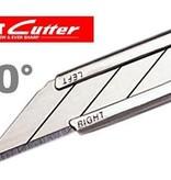 NT 30º Snap-Off Graphics Blades Super Sharp -5 pcs 120-BD-100