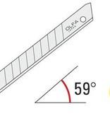 OLFA 9mm Silver Snap-Off Blades 120-AB series