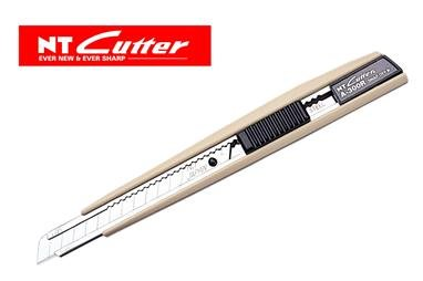 NT Cutter Pro Knife NON-SLIP shape 100-A300R