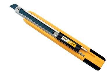 OLFA Multi-Blade Auto-Loading Auto-Lock Utility Messer mit Blade Storage 100-PA-2
