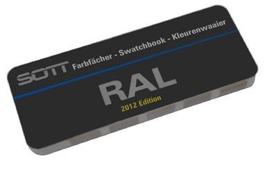 RAL Farbfächer 750-RAL210