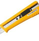 OLFA® Gummi Grip Auto-Lock Utility Messer 100-NL-AL
