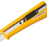 OLFA® Rubber Grip Auto-Lock Utility Knife 100-NL-AL