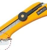 OLFA 90-Grad-Schneidbasis Ratchet-Lock Utility Messer 100-CL