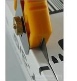 OLFA 90-Degree Cutting Base Ratchet-Lock Utility Knife 100-CL