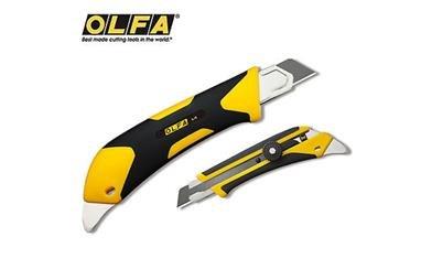 OLFA® Fiberglas-verstärktes Auto-Lock Utility Messer 100-L-5 AL