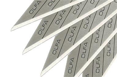 OLFA 30 Snap-Off Grafik Blätter Super Sharp 120-AB-10
