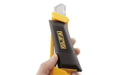 OlfA Heavy-Duty Side Lock Cutter 100-FL