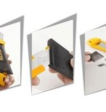 OLFA® SNAP It 'N' TRAP It™ Auto-Lock Utility Knife 100-DL-1