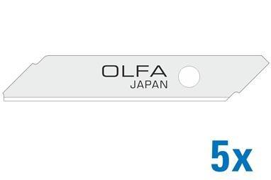 OLFA® Blechschneider - 5er Pack 120-TSB-1