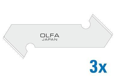 OLFA PLASTIC MESSEN 120-PB-800