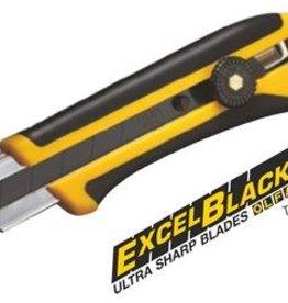 OLFA® Fiberglass-Reinforced Ratchet-Lock Utility Knife