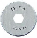OLFA 18mm Wolfram Werkzeug Stahl Rotationsmesser 120-RB18-2