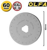 OLFA 60mm Tungsten Tool Steel Rotary Blade 120-RB60-1