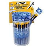 OLFA Standard Cutter Metal Body 100-180-BLACK