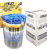 OLFA Standard Cutter Metal Body OLFA Standard Cutter Metal Body