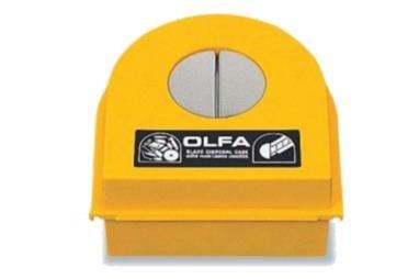 OLFA Sicherheitsmesser Entsorgung Kann 120-DC-2