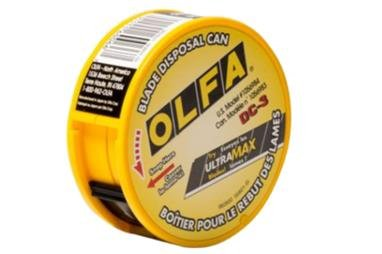 OLFA Container 120-DC-3